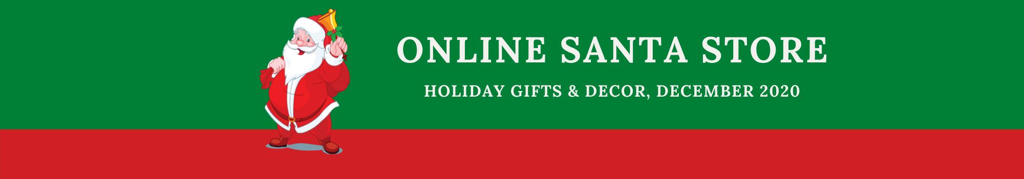 Online Santa Sale