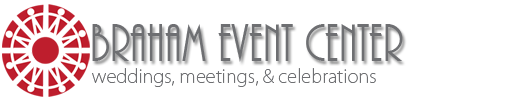 Braham Event Center Logo